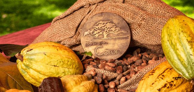 Image emblème céron et cacao